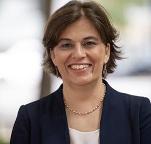 Marta Mariz na Administração da EDFI